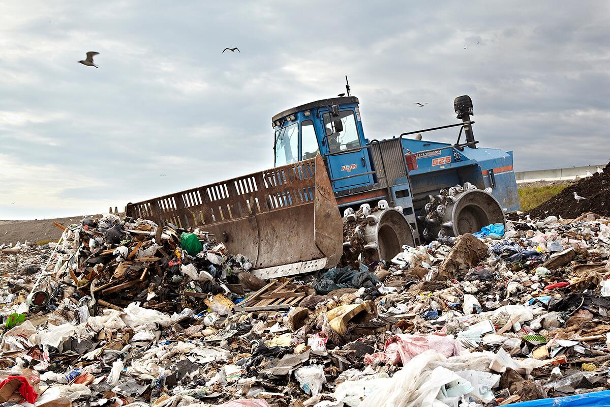 LandfillCompactor