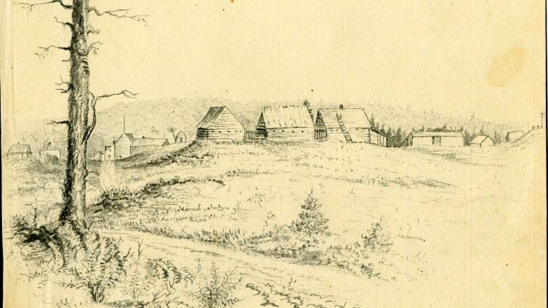 New Brunswick 1816